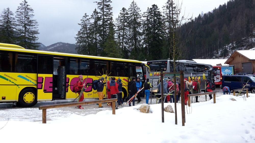 die Busverbindungen › Chiemgau Team Trophy