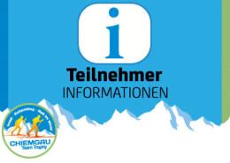 Teilnehmer-Info